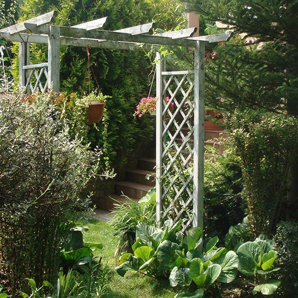 Ogród prywatny Brwinów