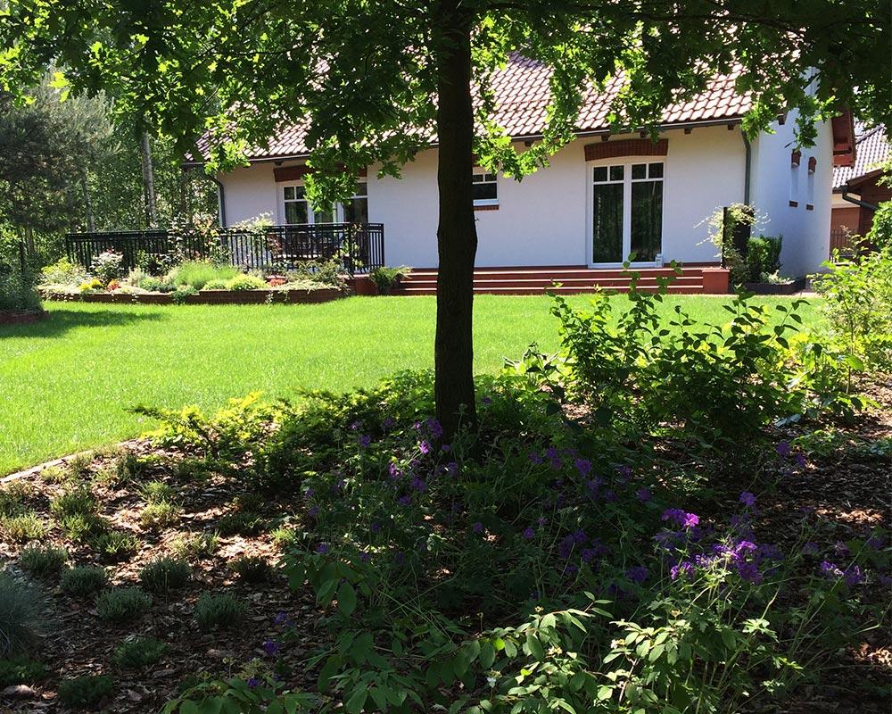 Ogród Prywatny Stara Wieś